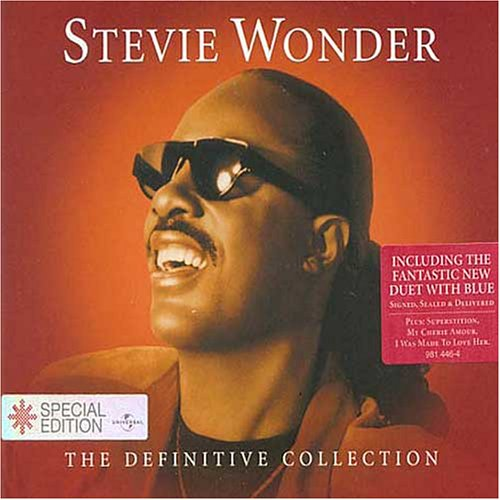 Stevie Wonder - Definitive Collection [UK-Import] - Zortam Music