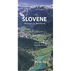 Slovene Dictionary & Phrasebook: Slovene-English / English-Slovene