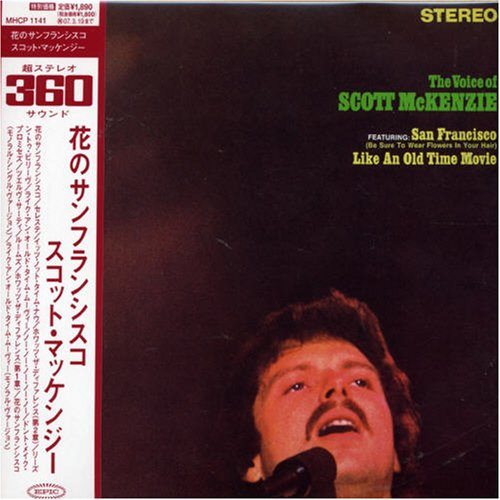 SCOTT MCKENZIE - Voice of Scott McKenzie - Zortam Music