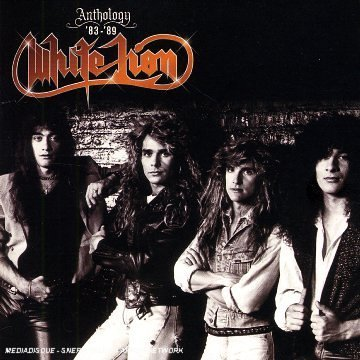 White Lion - Anthology 83-89 - Zortam Music