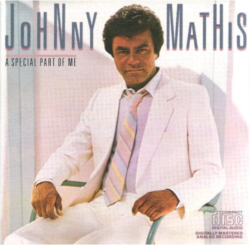 Johnny Mathis - A Special Part Of Me - Zortam Music