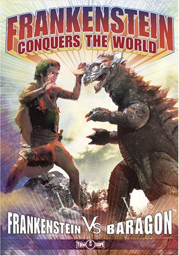 [cinemageddon org] Frankenstein Conquers the World (aka Furankenshutain tai chitei kaij? Baragon) [J preview 0