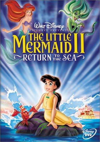 Скачать фильм Русалочка 2: Возвращение в Море /Little Mermaid II: Return to the Sea, The/