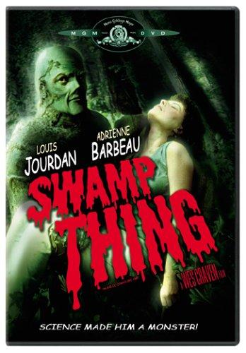 Swamp Thing / Болотная тварь (1982)