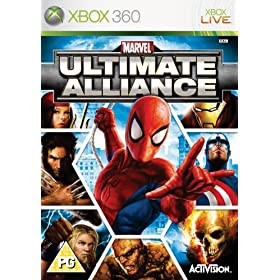 [Xbox 360] Ultimate Alliance 51Y99lm8vFL._AA280_