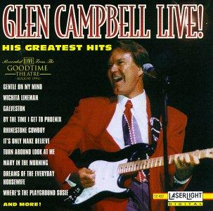 Glen Campbell - Glen Campbell - Live - Zortam Music