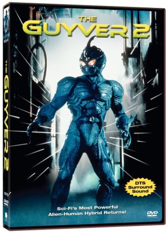 Guyver 2: Dark Hero / Гайвер 2: Темный герой (1994)