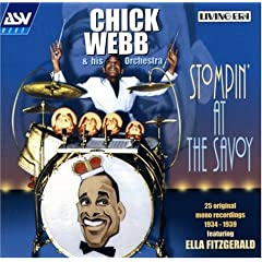 "Featured recording ""Stompin' at the Savoy"""
