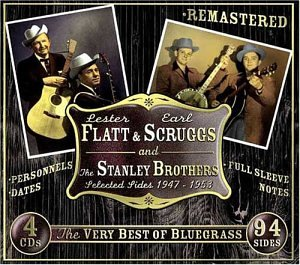 Flatt & Scruggs - Selected Sides 1947-1953: The Very Best of Bluegrass - Zortam Music