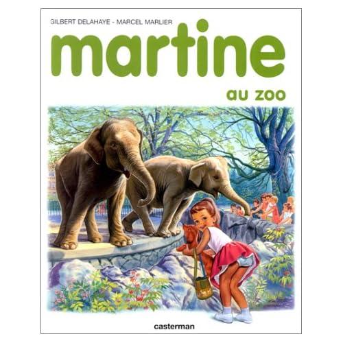 Martine au Zoo, Delahaye, Gilbert; Marlier, Marcel (illustrator)