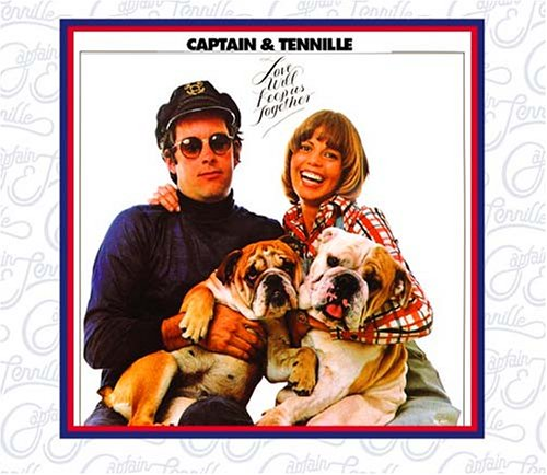 CAPTAIN & TENNILLE - Love Will Keep Us Together [UK-Import] - Zortam Music
