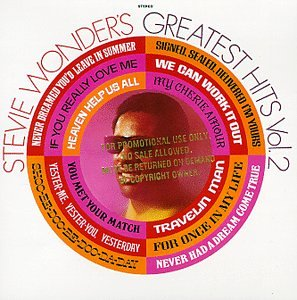Stevie Wonder - Greatest Hits, Vol. 2 - Zortam Music