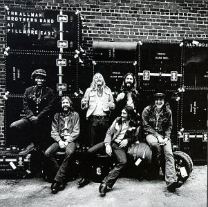 The Allman Brothers Band - The Allman Brothers at Fillmore East - Zortam Music