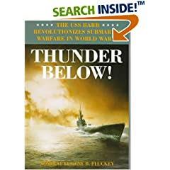 Thunder Bellow, the book