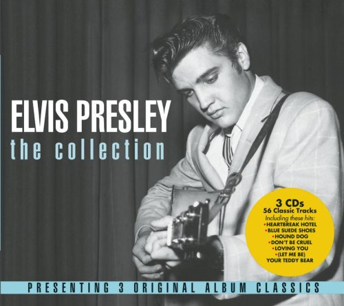 Elvis Presley - The Collection: Elvis Presley/Elvis/Loving You - Zortam Music