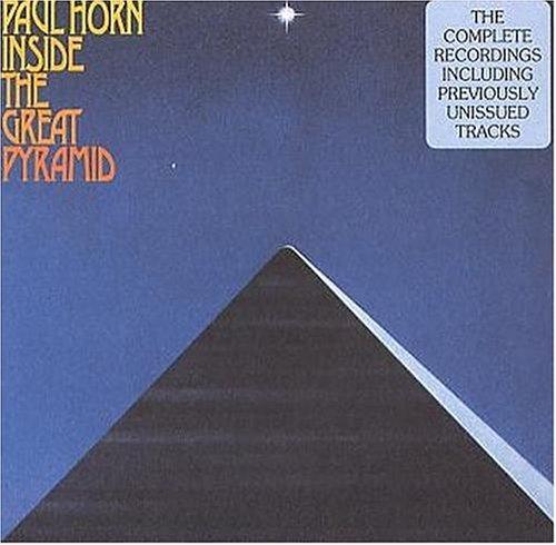 Paul Horn - Inside the Great Pyramid - Zortam Music
