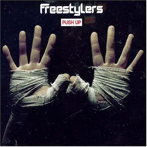 Freestylers - Push Up [CD 2] [12