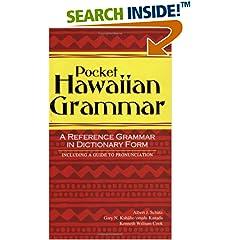 Pocket Hawaiian Grammar