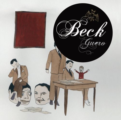 Original album cover of Guero by Beck