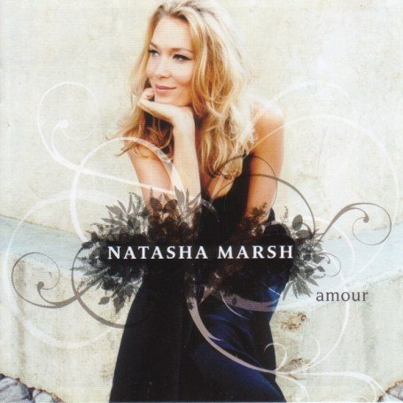Amour by Natasha Marsh album cover