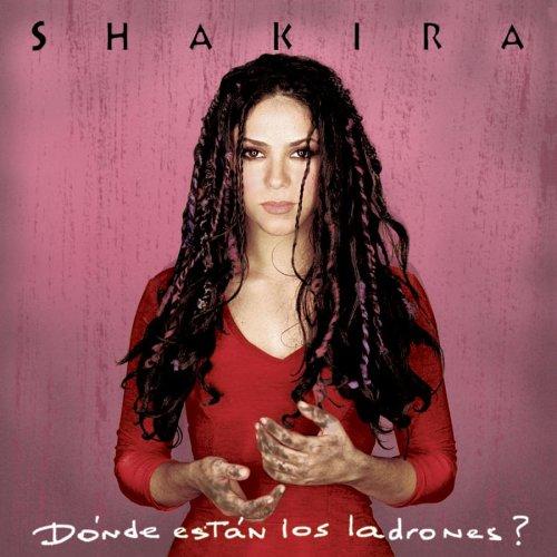 Shakira - Donde Estan Los Ladrones? - Lyrics2You