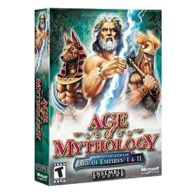لعبة Age of Mythology المحاربين القدامى حصرية