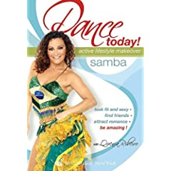 Dance Today! Samba - Active Lifestyle Makeover