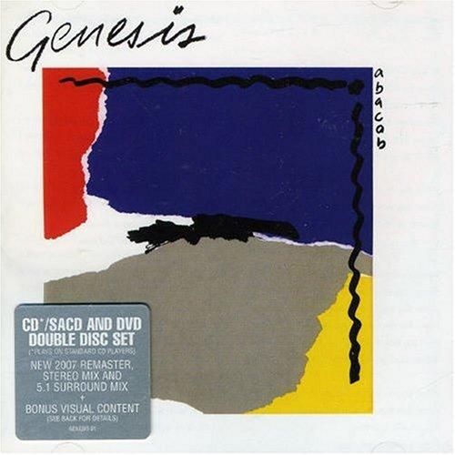 Genesis - Abacab (Hybrid-SACD + DVD) - Zortam Music