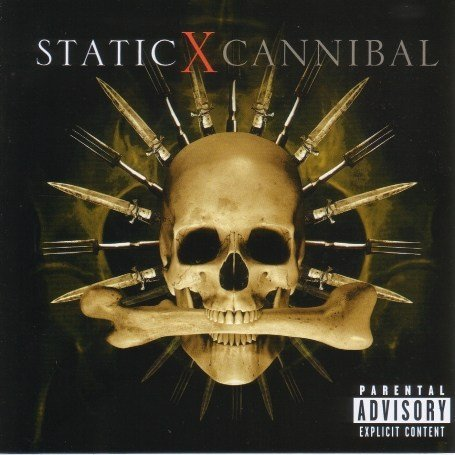 Static-X - Cannibal: Parental Advisory - Zortam Music