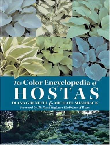 The Color Encyclopedia of Hostas