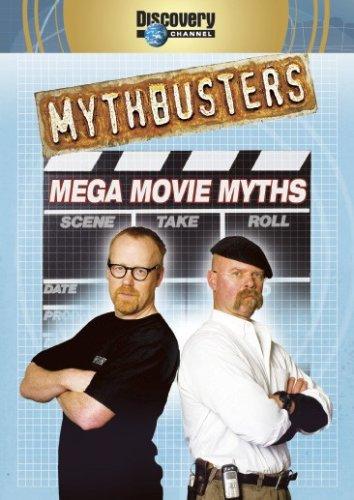 Mythbusters - Mega Movie Myths (2006) 51bYi3pMsqL