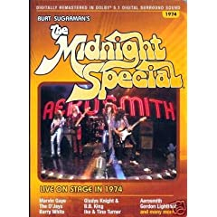 Burt Sugarman's the Midnight Special Live On Stage In 1974
