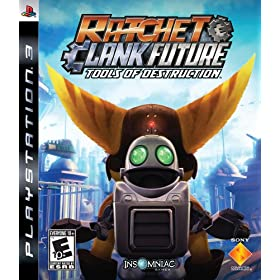 ps3 ratchet & clank future