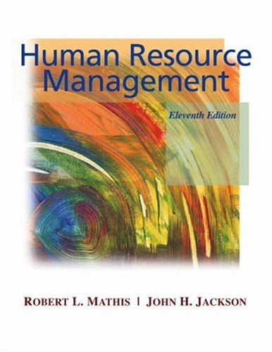 Human Resource Management (with InfoTrac )