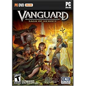 Vanguard Saga of Heroes