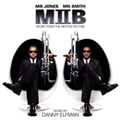 Cover: Men In Black 2 - Soundtrack