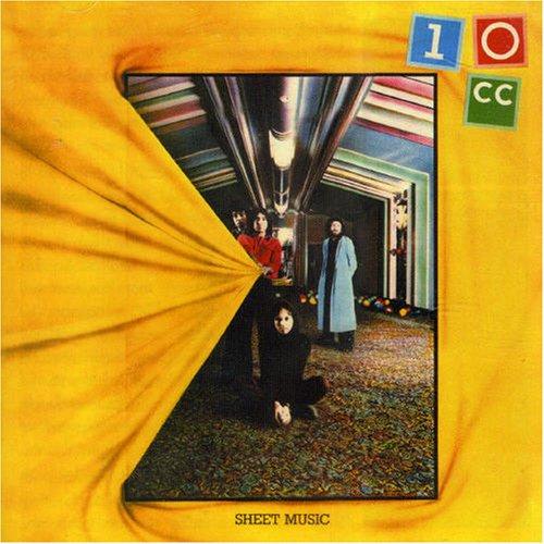 10cc - Sheet Music ( & 3 Bonustracks) - Zortam Music