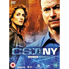 CSI - Crime Scene Investigation - New York - Season 3 - Vol.1