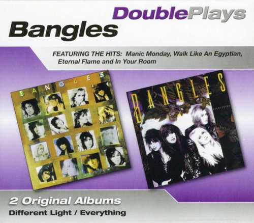 Bangles - Everything/Different Light (US Import) - Zortam Music