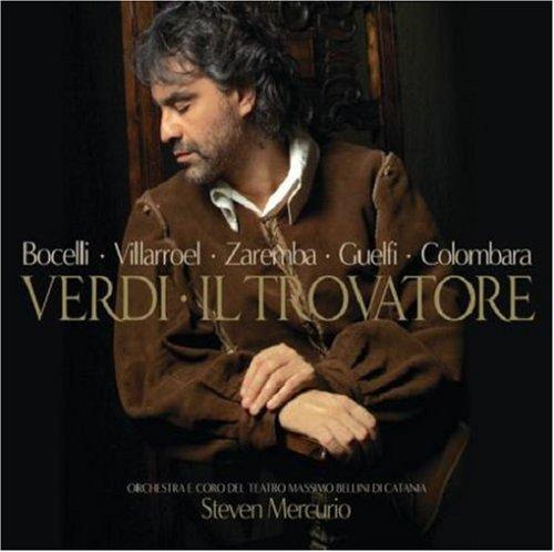 Andrea Bocelli - Verdi: Il Trovatore (Complete Opera) - Zortam Music