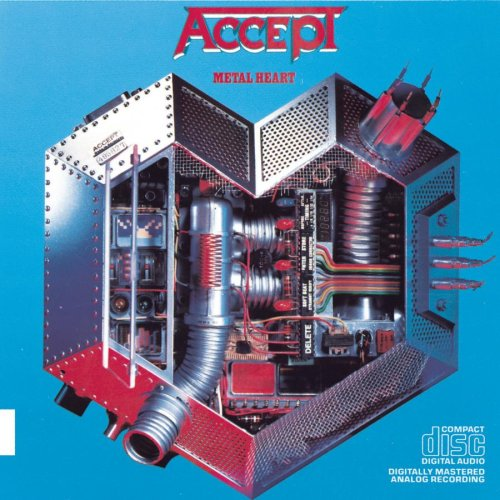 Accept - All Areas Worldwide CD1 - Zortam Music