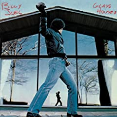 "Billy Joel's ""Glass Houses"" album cover"