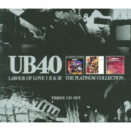 Ub40 - Labour of Love Vol.1-3: the Platinum Collection - Zortam Music