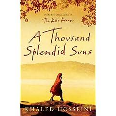 a thousand splendid suns by khaled hosseini cover