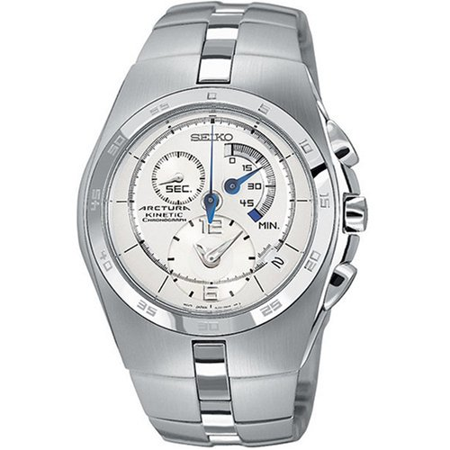 Men's Seiko Arctura Kinetic Chronograph Watch