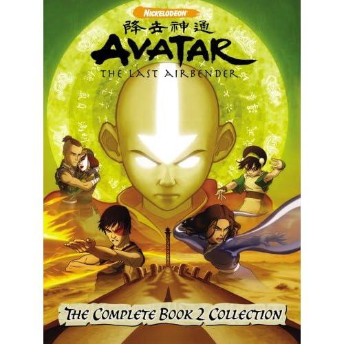 Аватар: Легенда об Аанге / Avatar: The Last Airbender (1,2 сезон) (RUS) (2005/2006)