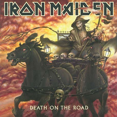 Iron Maiden - Death on the Road (Live) - Zortam Music