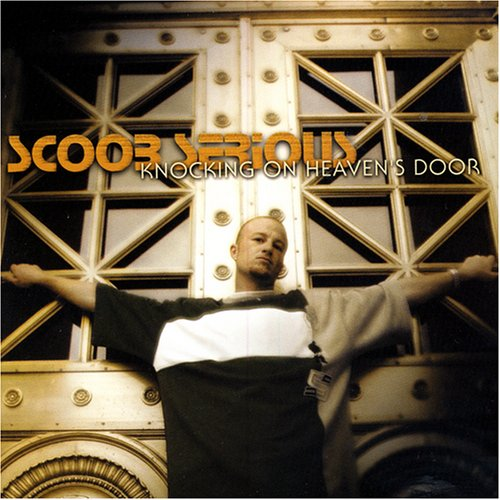 Original album cover of Knocking on Heaven's Door by Scoob Serious