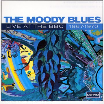 The Moody Blues - Live at the BBC: 1967-1970 - Zortam Music