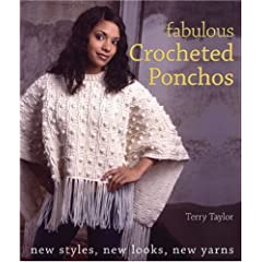Fabulous Crocheted Ponchos